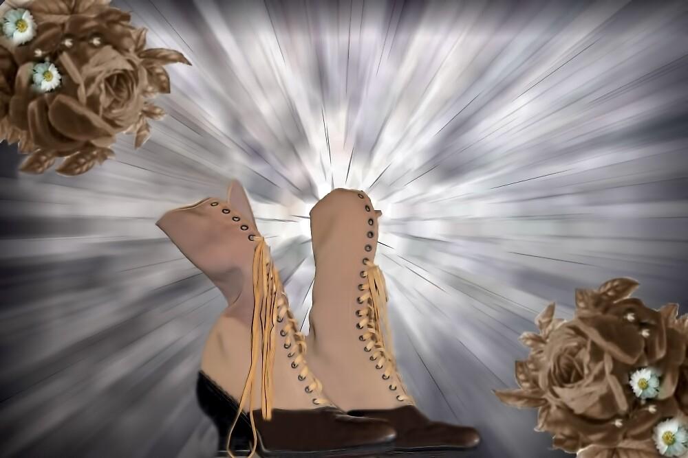 Victorian Lace Up Boots by ✿✿ Bonita ✿✿ ђєℓℓσ