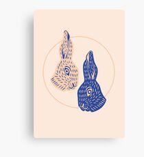 Rabbitybabbity Canvas Print