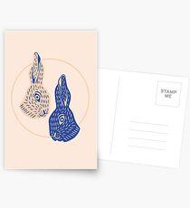 Rabbitybabbity Postcards