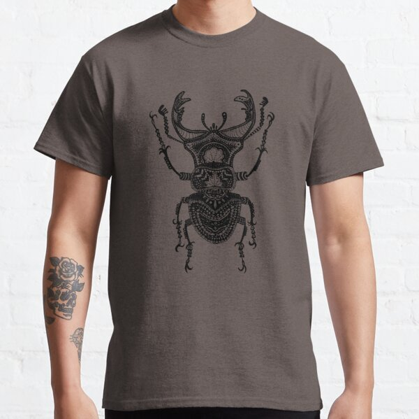 Stag Beetle Insect Classic T-Shirt