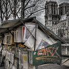 Bouquinistes, Paris by laurentlesax
