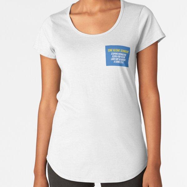Mali rječnik gradskog žargona 3 Premium Scoop T-Shirt