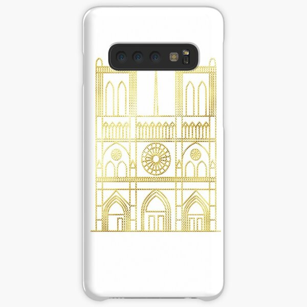 Remembering Notre Dame Samsung Galaxy Snap Case