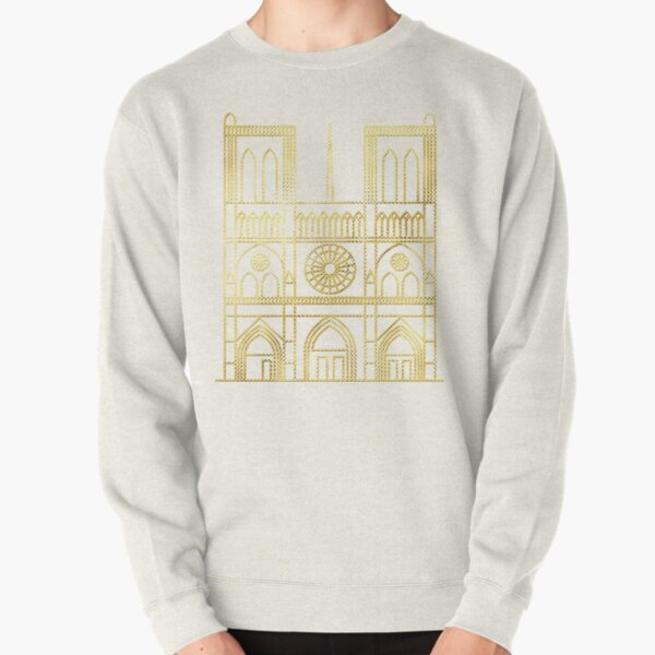 Remembering Notre Dame Pullover Sweatshirt