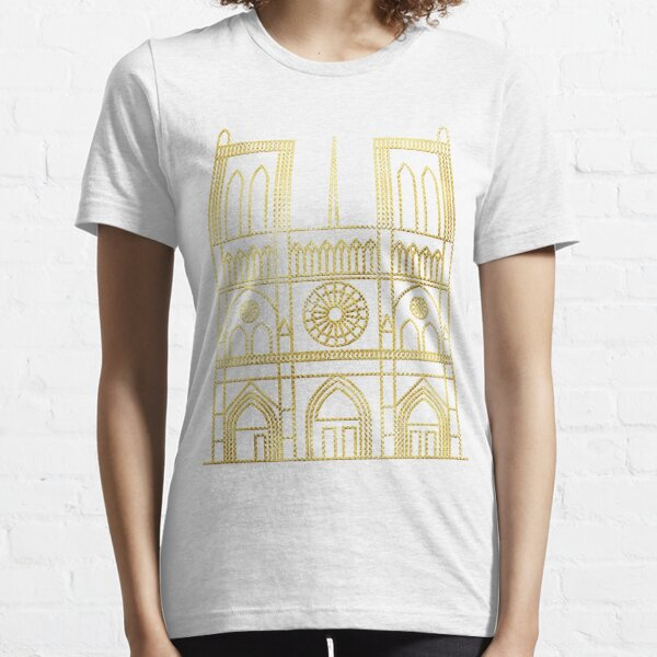 Remembering Notre Dame Essential T-Shirt
