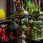 Vietnamese Temple by Wzard