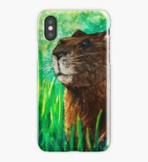 Groundhog iPhone Case/Skin
