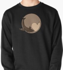 Pluto: Whale and Heart Pullover