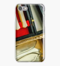 Silverware Greenwich Market iPhone Case/Skin