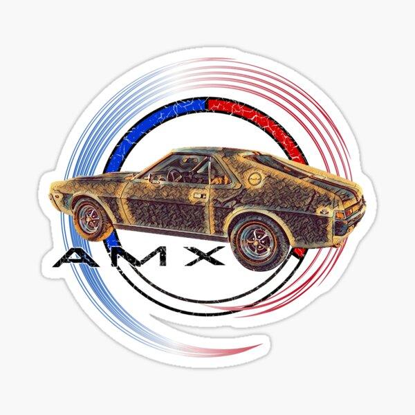 Corvette Sting Ray Vinyl Sticker Auto Corvette Flagge Emblem Vintage Klassisch