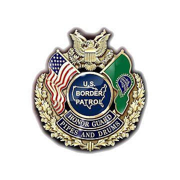 Border Patrol Honor Guard by lawrencebaird