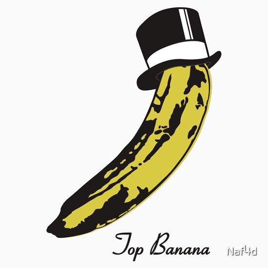 TShirtGifter presents: Top Banana