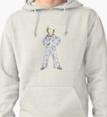 Shirley Temple Pullover Hoodie