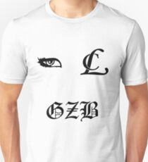 "CL ""GZB"" Shirt, Ver 2 Unisex T-Shirt"