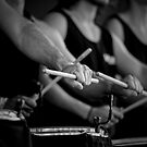 To the beat of my own drum. by Valerie Rosen