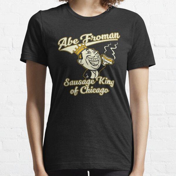 Ferris Bueller Sausage King Of Chicago Essential T-Shirt