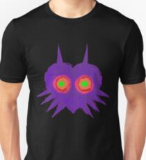 Majora's Mask- Ancient Ominous Mask T-Shirt