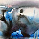 Blau von Marianna Tankelevich