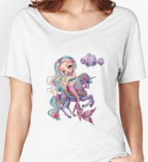 Deep Sea Beauties Relaxed Fit T-Shirt