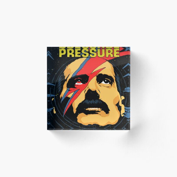 The Pressure Acrylic Block