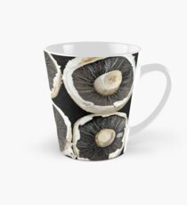 Rows of Mushroom Caps Tall Mug