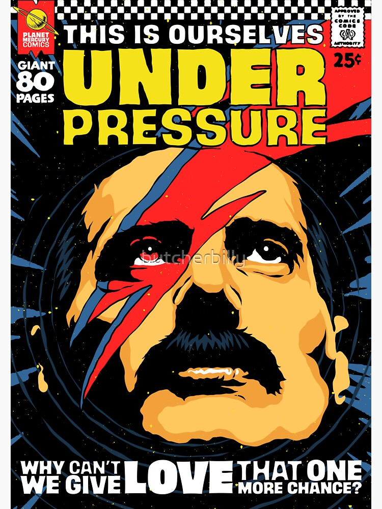 The Pressure by butcherbilly
