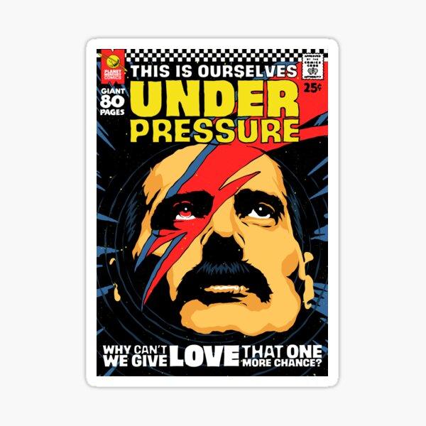 The Pressure Sticker
