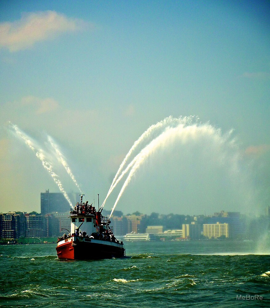 FireBoat by MeBoRe