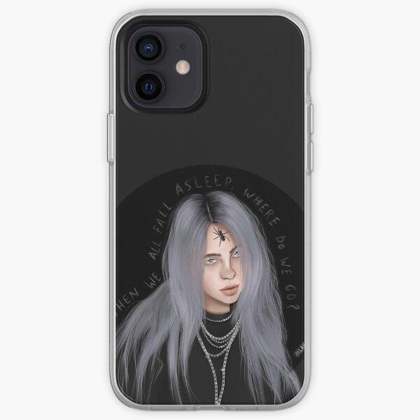 Billie Eilish Coque souple iPhone