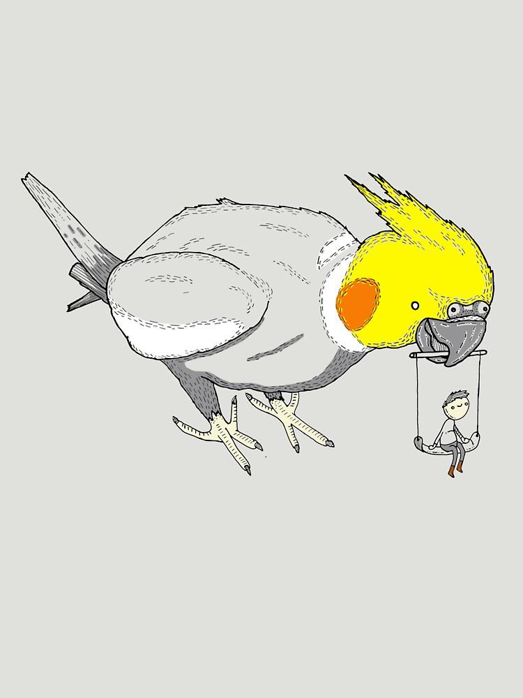 Bird toys | Unisex T-Shirt