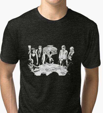 The Kid vs The Man Tri-blend T-Shirt