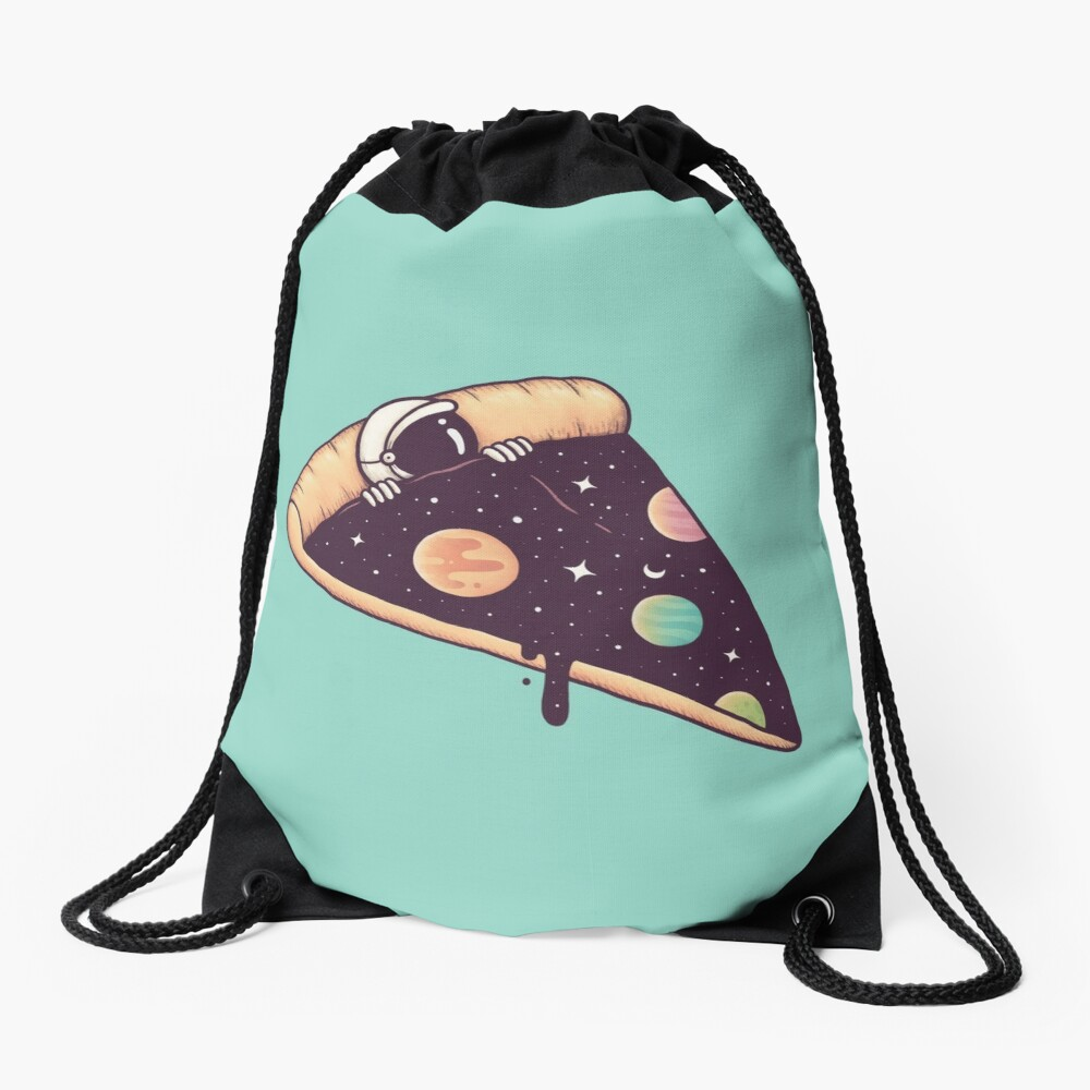 Galactic Deliciousness Drawstring Bag