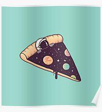 Galaktische Köstlichkeit Poster