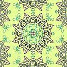 Cool Mandala by maggiemaemary