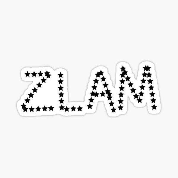 zlam stars Sticker
