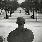 Jardin des Tuileries, Paris by laurentlesax