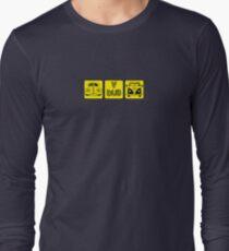VDub Beetle & Splitty Long Sleeve T-Shirt