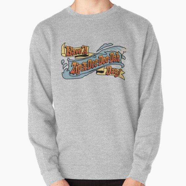 Zip-A-Dee-Doo-Dah Pullover Sweatshirt