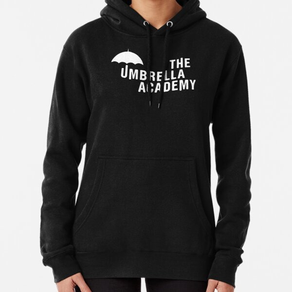 The Umbrella Academy - white Pullover Hoodie