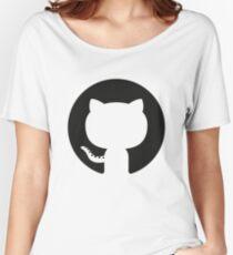 Camiseta ancha ★ github