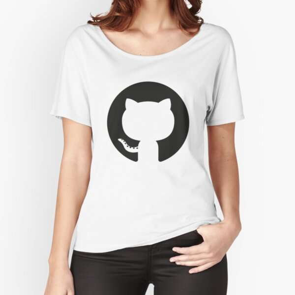 ★ github Relaxed Fit T-Shirt