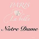 Notre Dame by MarleyArt123