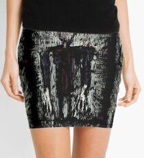 Slenderman Mini Skirt