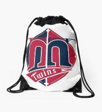 MLB Reimagined - Minnesota Twins Drawstring Bag