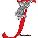 J is for Koala  by koalagardens