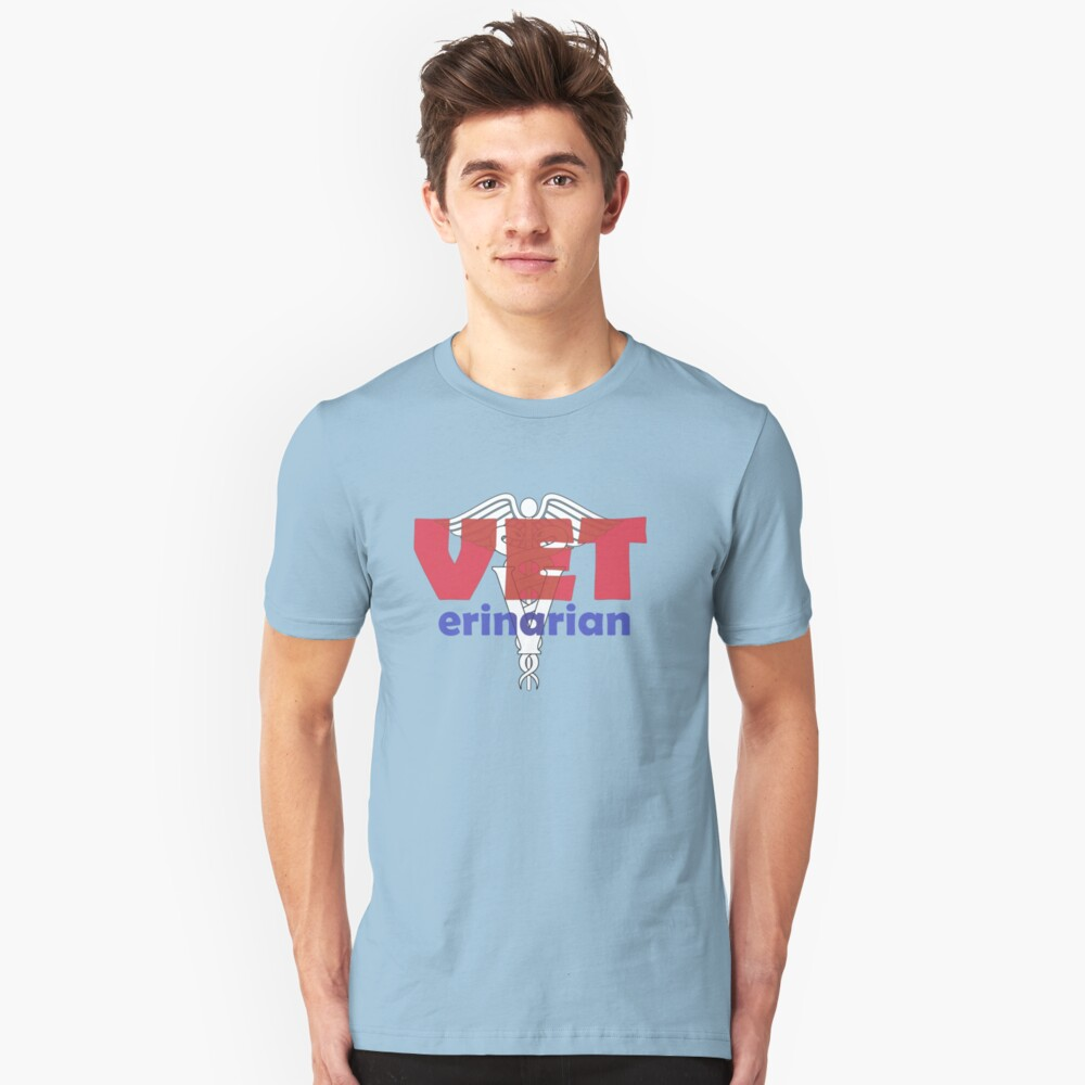VETerinarian T-shirt Slim Fit T-Shirt