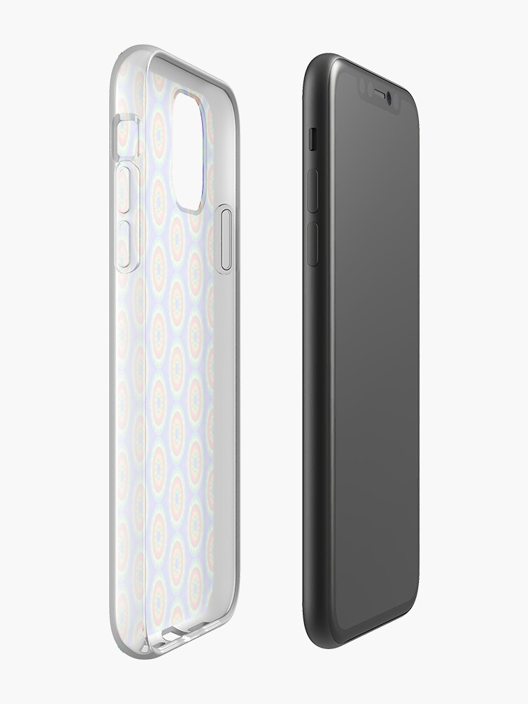 Coque iPhone « Roue arc-en-ciel », par JLHDesign
