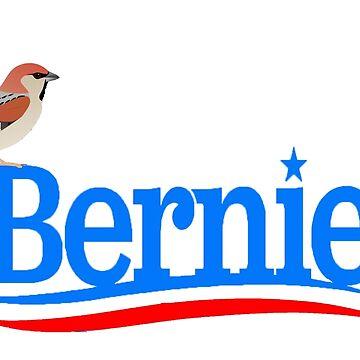 Birdie Sanders Tweet von Thelittlelord