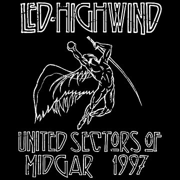 Sticker! Led Highwind by merimeaux