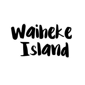 Waiheke Island by FTML